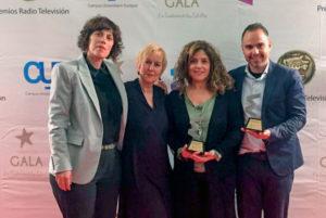 Ganadores de premios excelencia educativa